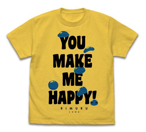 転生したらスライムだった件 みんなのリムル様 Tシャツ/BANANA-M(再販)[コスパ]《09月予約》