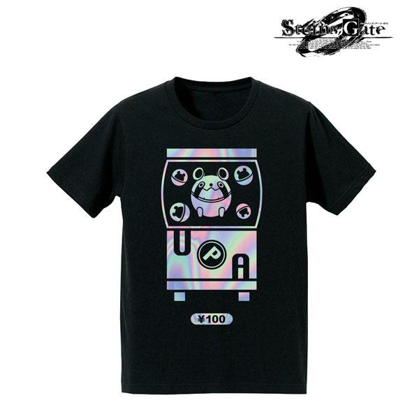 STEINS;GATE 0 ホログラムTシャツ(うーぱコレクション)/メンズ(サイズ/M)[アルマビアンカ]《在庫切れ》