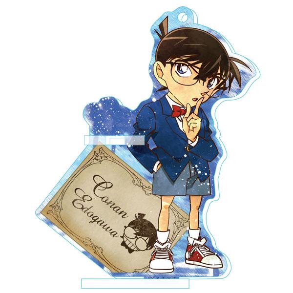 名探偵コナン ウェットカラーシリーズ アクリルペンスタンドvol.2 江戸川コナン[ツインクル]《発売済・在庫品》