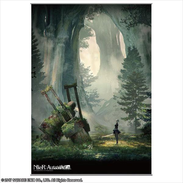 NieR:Automata ウォールスクロール ポスター vol.2[スクウェア・エニックス]《12月予約》