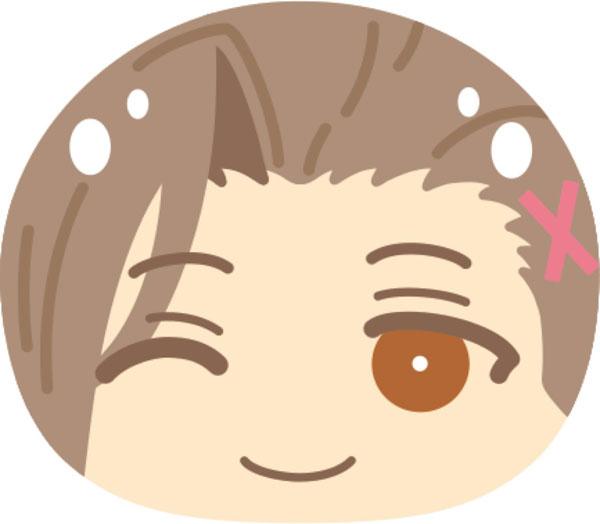 アイドルマスターSideM おまんじゅうふかふかポーチ2 6.渡辺みのり[エンスカイ]《在庫切れ》