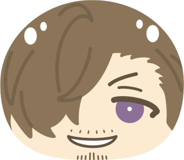 アイドルマスターSideM おまんじゅうふかふかポーチ2 9.山下次郎[エンスカイ]《在庫切れ》