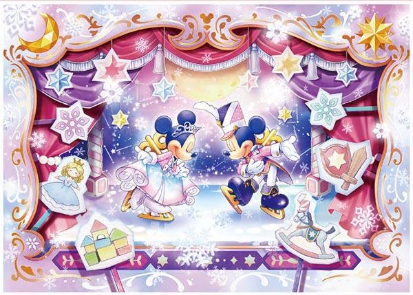 ジグソーパズル ディズニー おもちゃの国のアイスショー 108ピース (D108-816)[テンヨー]《取り寄せ※暫定》