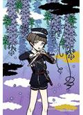 プリズムアートプチ ジグソーパズル 平野藤四郎(藤) 70ピース(97-205)[やのまん]《発売済・在庫品》