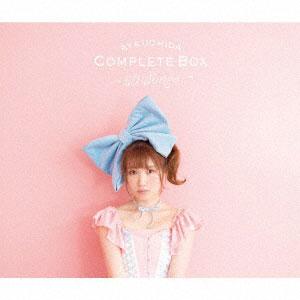 CD 内田彩 / コンプリートアルバム 通常盤[コロムビア]《在庫切れ》