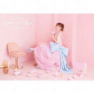 CD 内田彩 / コンプリートアルバム 初回限定盤 Blu-ray Disc付[コロムビア]《在庫切れ》