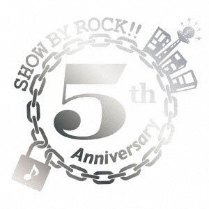 CD SHOW BY ROCK!! 5周年記念シングル「ENDLESS!!!!」[ポニーキャニオン]《取り寄せ※暫定》