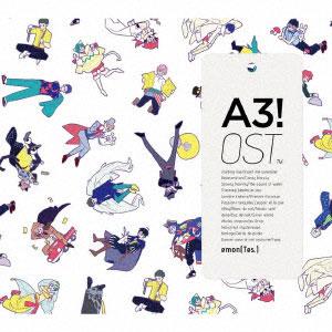 CD A3! OST[ポニーキャニオン]《取り寄せ※暫定》