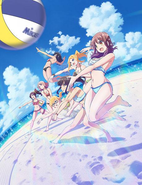 BD はるかなレシーブ Vol.2 (Blu-ray Disc)[KADOKAWA]《10月予約※暫定》