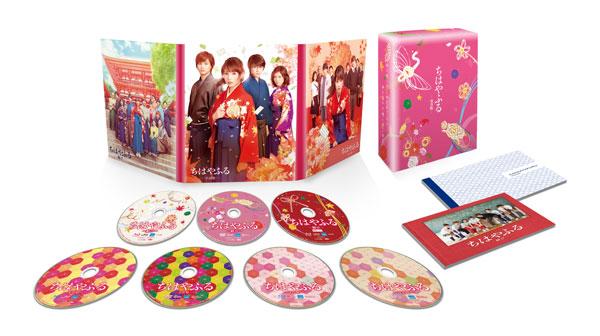 BD+DVD ちはやふる 完全版 初回生産限定 (Blu-ray Disc)[東宝]《在庫切れ》