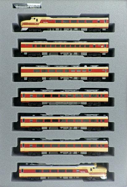 10-1497 キハ81系「いなほ・つばさ」 7両基本セット[KATO]【送料無料】《在庫切れ》