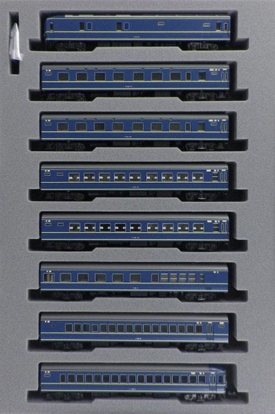 10-1518 20系寝台特急「ゆうづる・はくつる」8両基本セット[KATO]【送料無料】《11月予約》