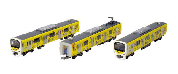 鉄道コレクション 西武鉄道30000系 ぐでたまスマイルトレイン 基本3両セット[トミーテック]《在庫切れ》