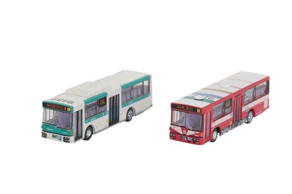 ザ・バスコレクション 西鉄バス北九州2台セットA[トミーテック]《12月予約》