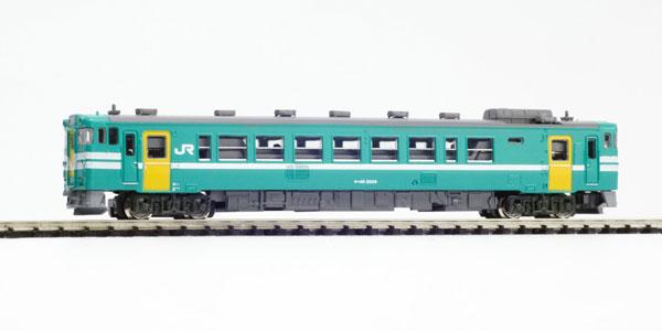 Z40-07M Zゲージ・キハ40 2000番代 加古川線ワンマン色 動力つき 完成品[プラッツ]《在庫切れ》