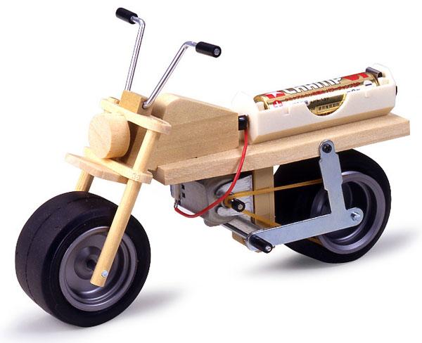 ミニバイク工作セット(再販)[タミヤ]《在庫切れ》