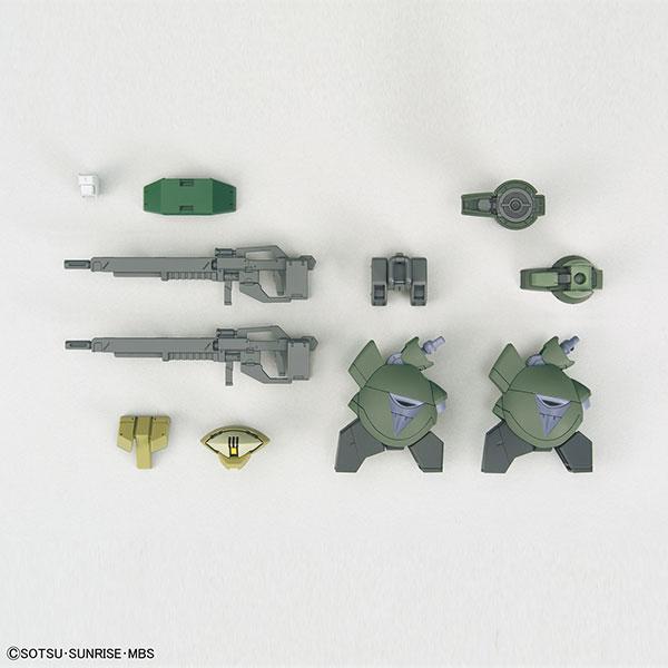 HG 機動戦士ガンダム 鉄血のオルフェンズ 1/144 MSオプションセット9 プラモデル(再販)[BANDAI SPIRITS]《発売済・在庫品》