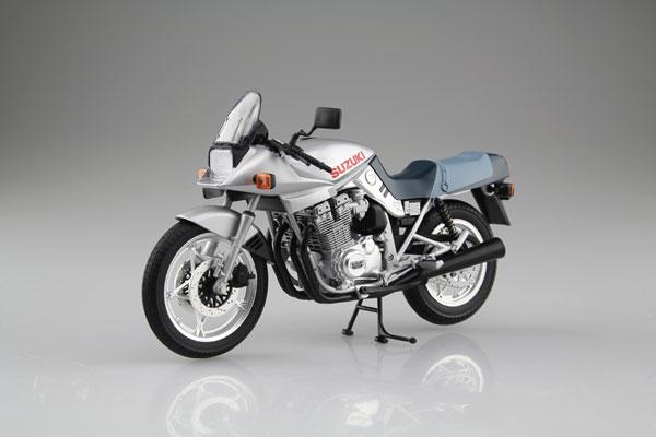1/12 完成品バイク SUZUKI GSX1100S KATANA SL(銀)[スカイネット]《発売済・在庫品》