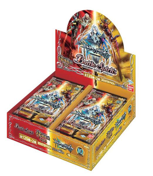 バトルスピリッツ 神煌臨編 第3章 神々の運命 ブースターパック[BS46] 16パック入りBOX(再販)[バンダイ]《在庫切れ》