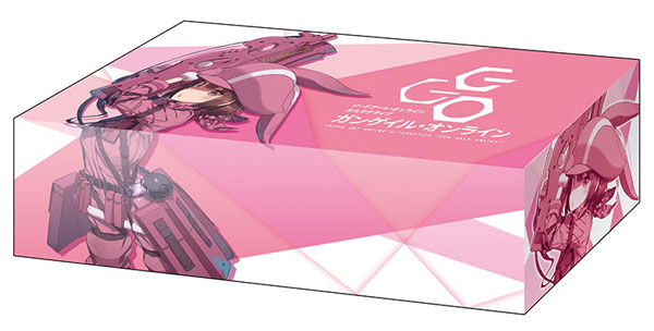 ブシロードストレイジボックスコレクション ソードアート・オンライン オルタナティブ ガンゲイル・オンライン『レン』[ブシロード]《在庫切れ》