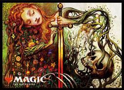 マジック:ザ・ギャザリング プレイヤーズカードスリーブ『アルティメットマスターズ』≪復讐に燃えた再誕≫ パック[エンスカイ]《03月予約》