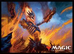 マジック:ザ・ギャザリング プレイヤーズカードスリーブ『アルティメットマスターズ』≪大爆発の魔道士≫ パック[エンスカイ]《在庫切れ》