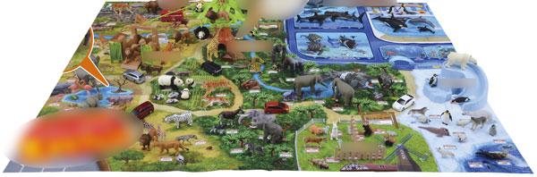 アニア おおきなアニア動物園&水族館[タカラトミー]《在庫切れ》