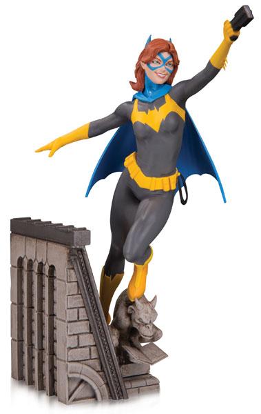 『DCコミックス』[DC スタチュー]「バット・ファミリー」 バットガール