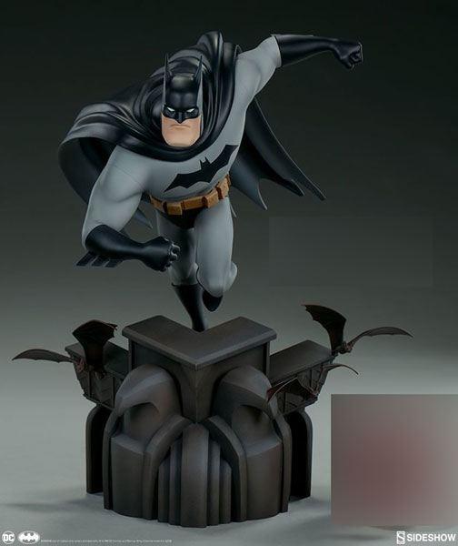 『バットマン アニメイテッド』 アニメイテッドシリーズ・コレクション バットマン[サイドショウ]【同梱不可】【送料無料】《在庫切れ》
