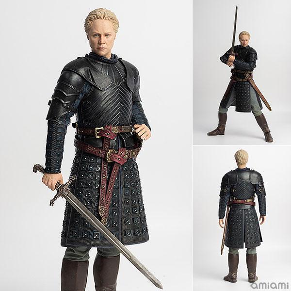 Game of Thrones Brienne of Tarth (ゲーム・オブ・スローンズ タースのブライエニー) 1/6 可動フィギュア[スリー・ゼロ]【送料無料】《在庫切れ》