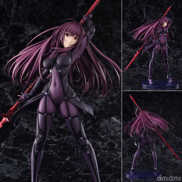 Fate/Grand Order ランサー/スカサハ 1/7 完成品フィギュア(再販)[プラム]《在庫切れ》