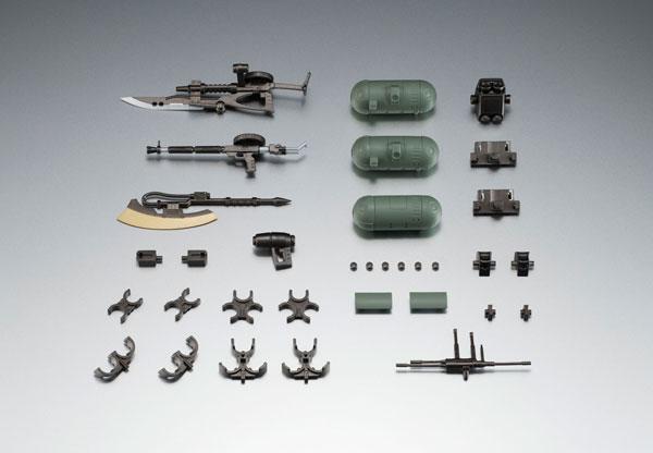 ROBOT魂 〈SIDE MS〉 ジオン軍武器セット ver. A.N.I.M.E. 『機動戦士ガンダム』[BANDAI SPIRITS]《03月予約》