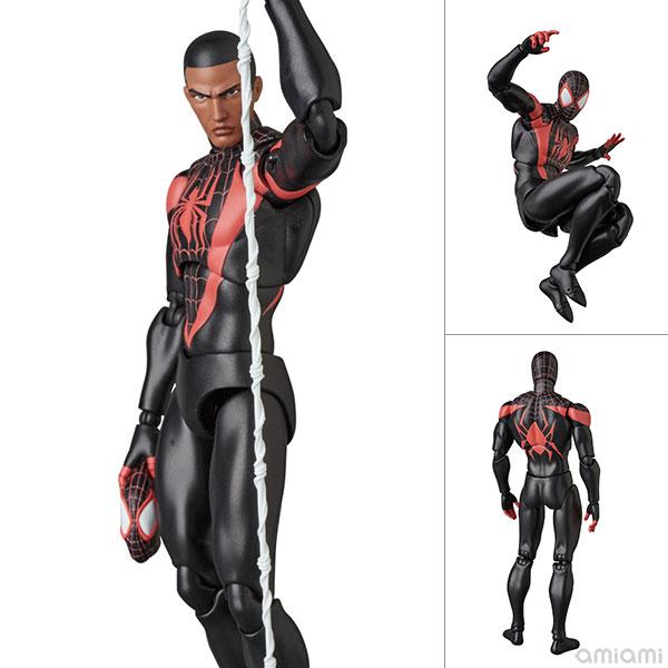 マフェックス No.092 MAFEX SPIDER-MAN(Miles Morales)