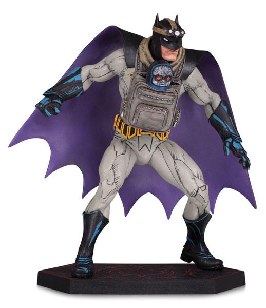 DCコミックス デザイナーシリーズ バットマン&ダークサイドベイビー(ダークナイツ:メタル版) Byグレッグカプロ[DCコレクティブル]《在庫切れ》