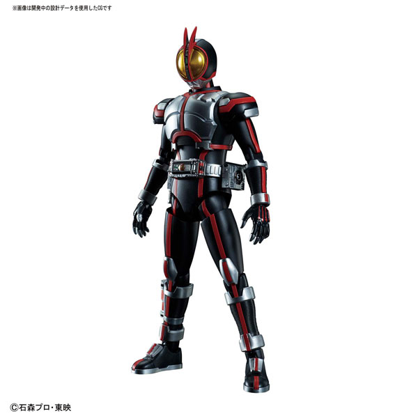 Figure-rise Standard 仮面ライダーファイズ プラモデル 『仮面ライダーファイズ』(再販)[BANDAI SPIRITS]《発売済・在庫品》