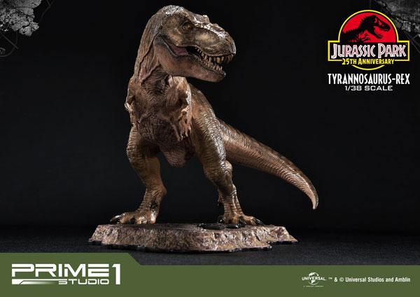プライムコレクタブルフィギュア/ ジュラシック・パーク: ティラノサウルス・レックス 1/38 PVC スタチュー[プライム1スタジオ]《発売済・在庫品》