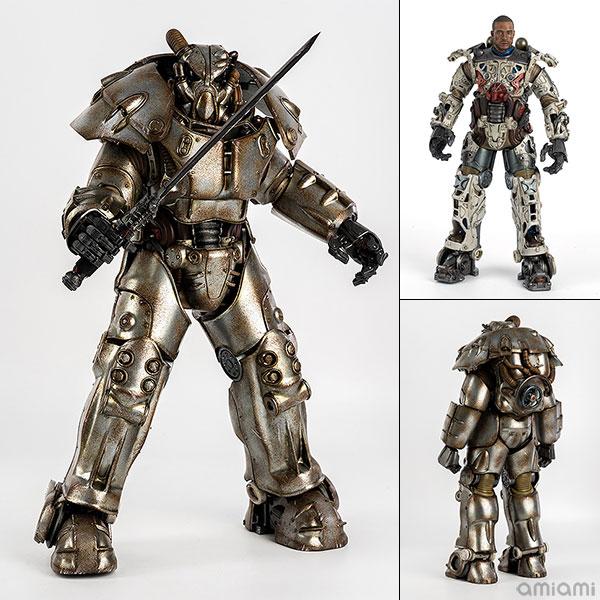 Fallout X-01 POWER ARMOR (フォールアウト X-01 パワーアーマー) 1/6 可動フィギュア[スリー・ゼロ]【送料無料】《在庫切れ》
