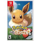 Nintendo Switch 北米版 Pokemon Let's Go, Eevee![任天堂]《在庫切れ》
