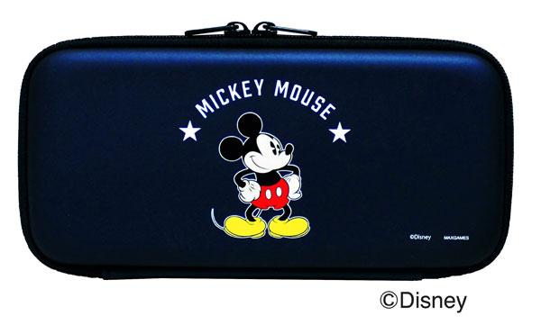 Nintendo Switch専用 スマートポーチEVA ミッキーマウス[マックスゲームズ/PGA]《在庫切れ》