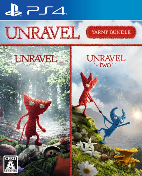 PS4 Unravel ヤーニーバンドル[エレクトニック・アーツ]《発売済・在庫品》