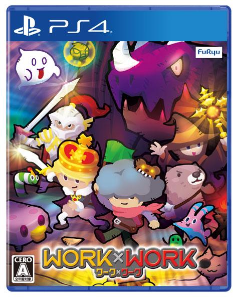 【特典】PS4 WORK×WORK[フリュー]《02月予約》