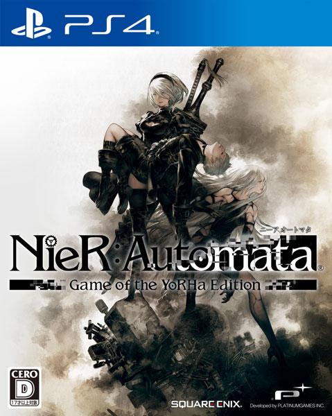 PS4 ニーア オートマタ ゲーム オブ ザ ヨルハ エディション[スクウェア・エニックス]《在庫切れ》