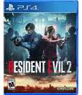 PS4 北米版 Resident Evil 2[カプコン]《在庫切れ》