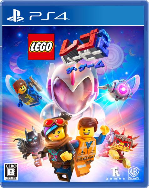 PS4 レゴ ムービー2 ザ・ゲーム[ワーナーブラザースジャパン]《在庫切れ》