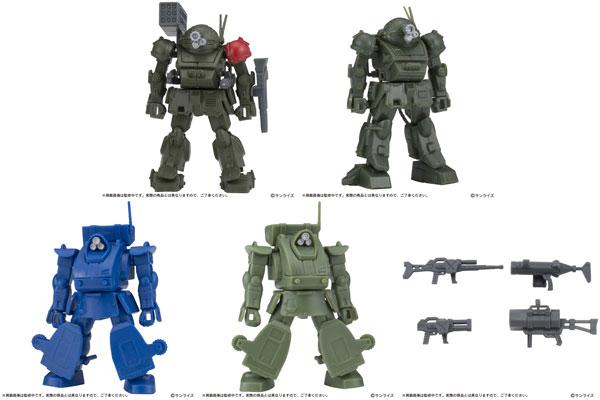 ガシャプラ 装甲騎兵ボトムズ02 10個入りBOX[バンダイ]《01月予約》
