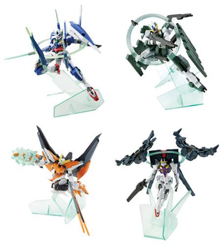 劇場版 機動戦士ガンダム00 リング・オブ・マイスターズ 全4種セット