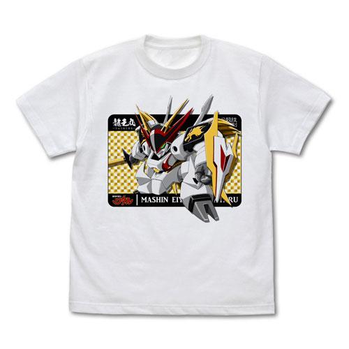 魔神英雄伝ワタル 龍王丸 Tシャツ/WHITE-L(再販)[コスパ]《06月予約》