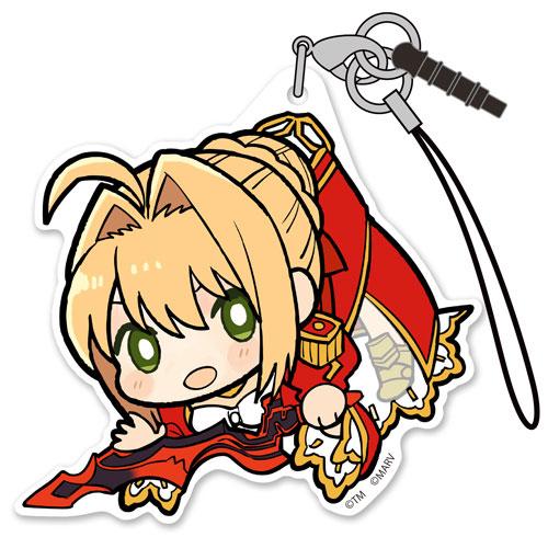 Fate/EXTELLA LINK ネロ・クラウディウス アクリルつままれストラップ(再販)[コスパ]《在庫切れ》