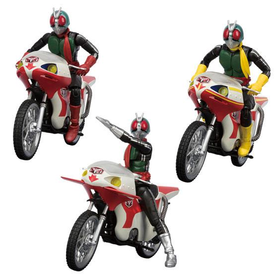 SHODO-X 仮面ライダー3 10個入りBOX (食玩・仮称)[バンダイ]《02月予約》
