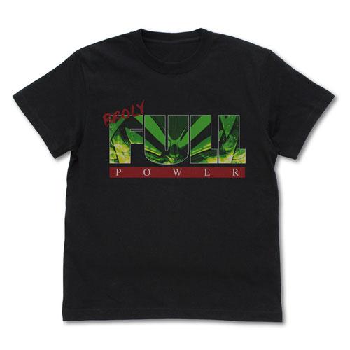 ドラゴンボール超 ブロリー ブロリー FULL POWER Tシャツ/BLACK-XL(再販)[コスパ]《03月予約》
